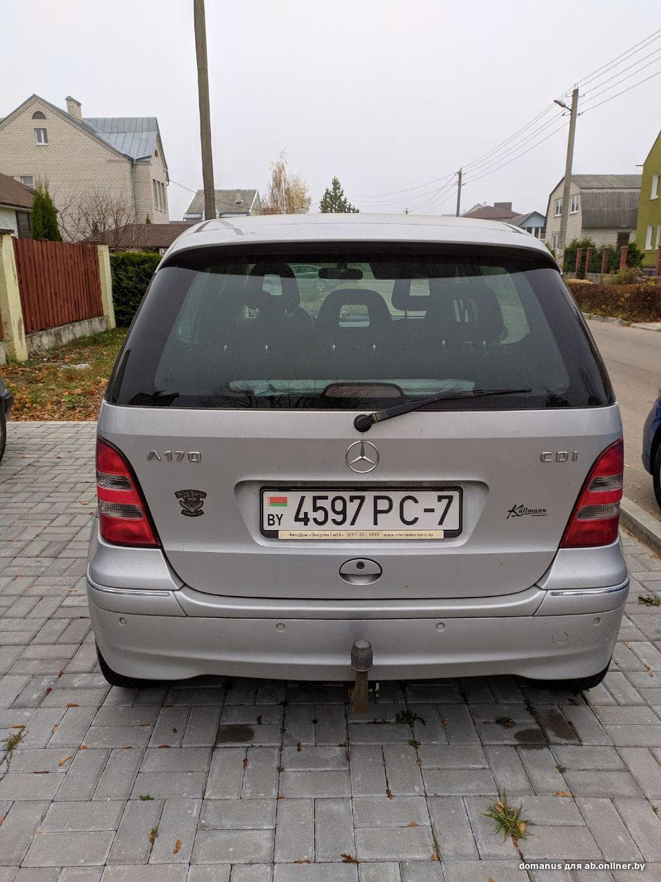 Mercedes-Benz A170 CDI Long