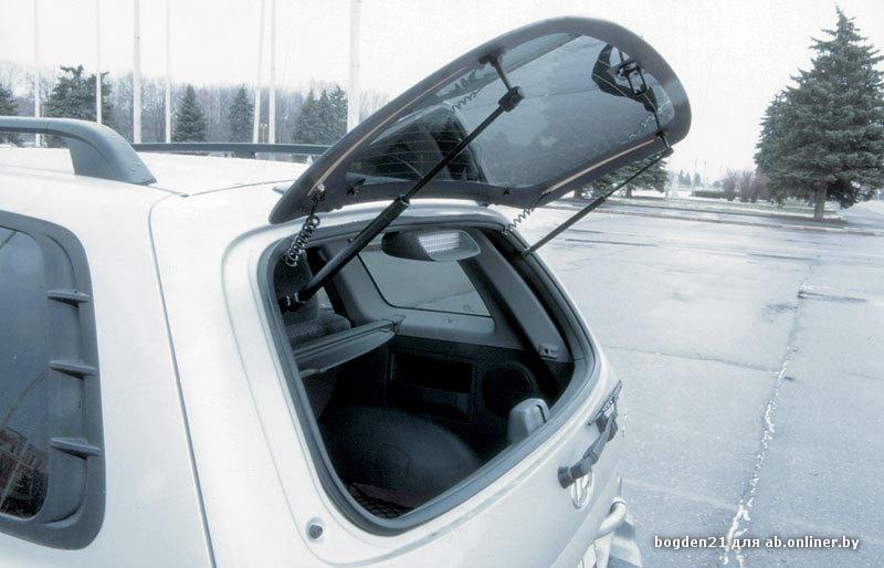 Hyundai Santa Fe VGT 125 hp