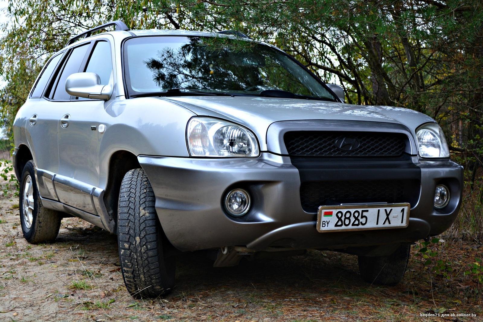 Hyundai Santa Fe 2.0 CRDi Premium VGT 4WD, 125