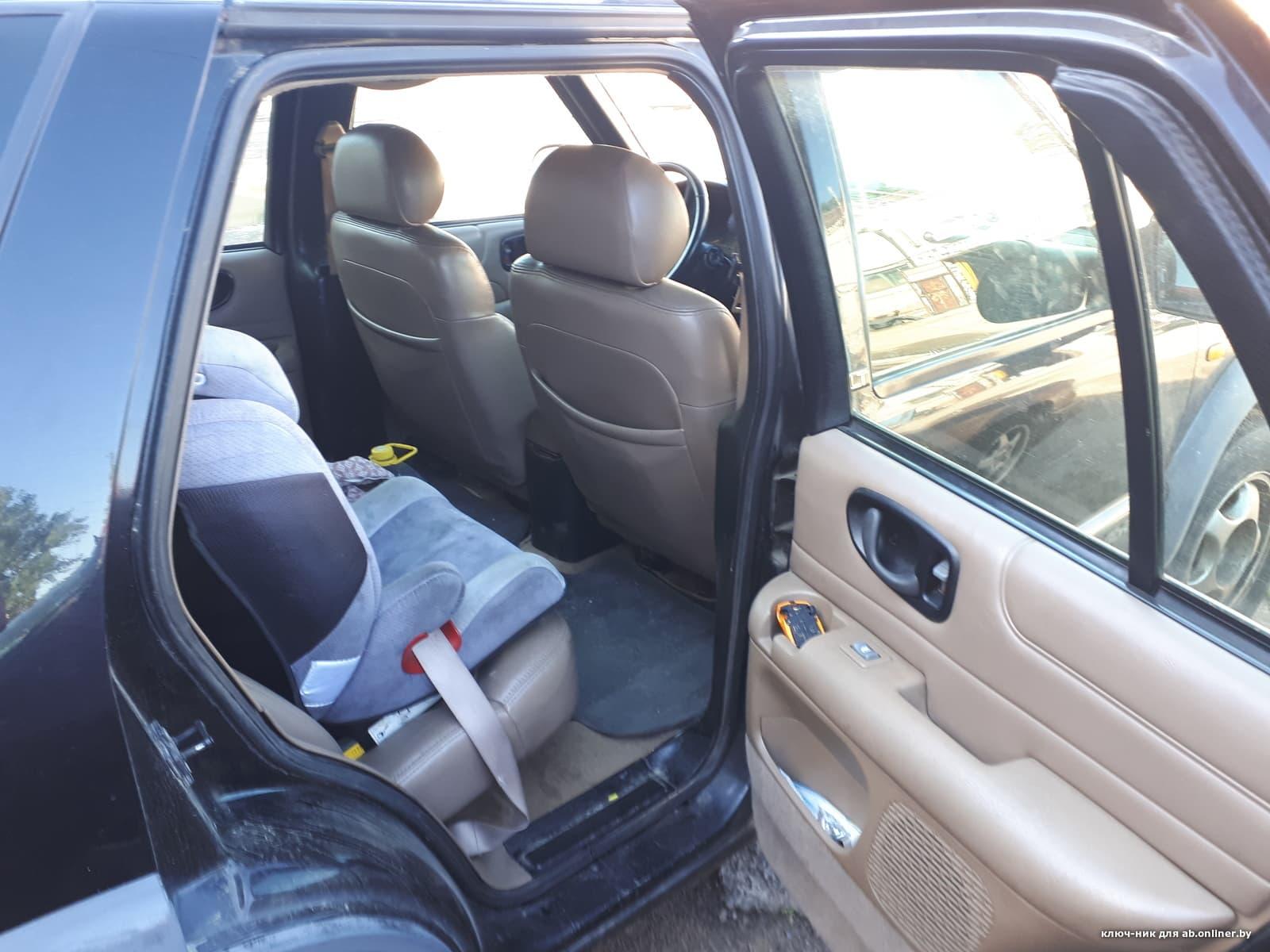 Chevrolet Blazer S 15