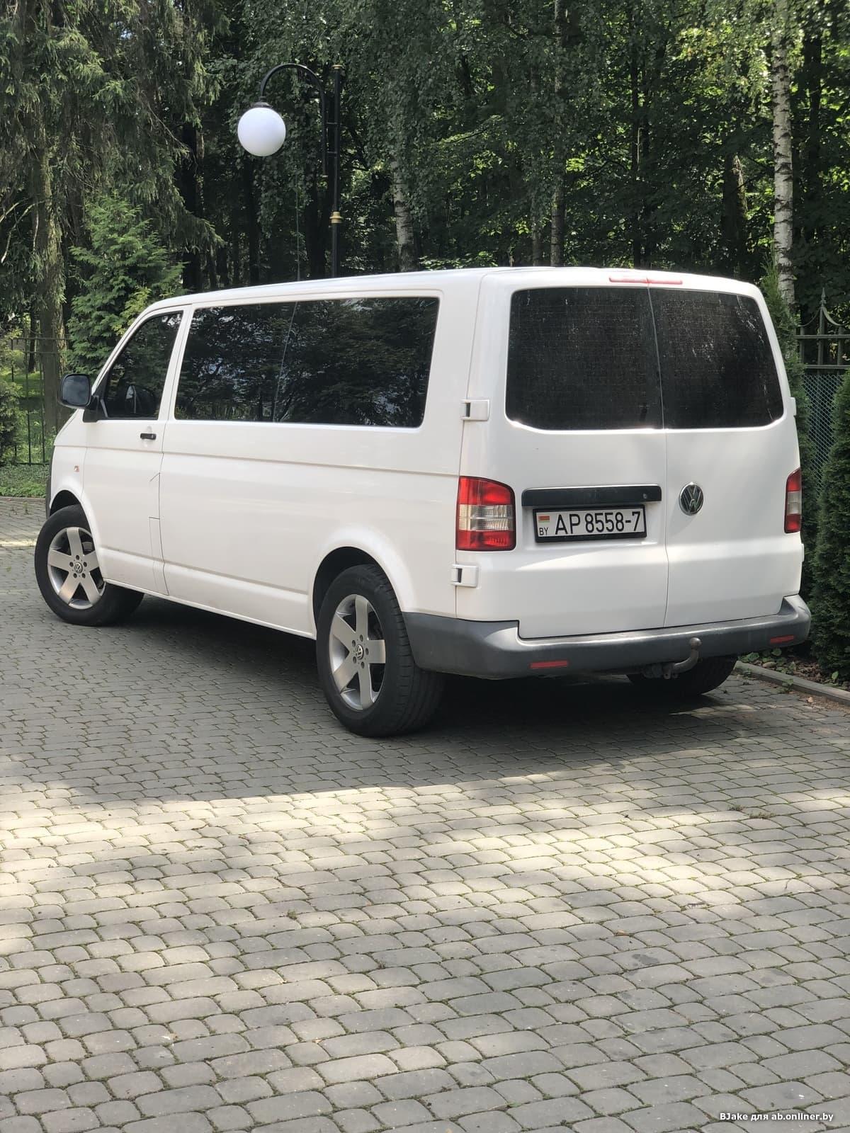Volkswagen T5 LONG
