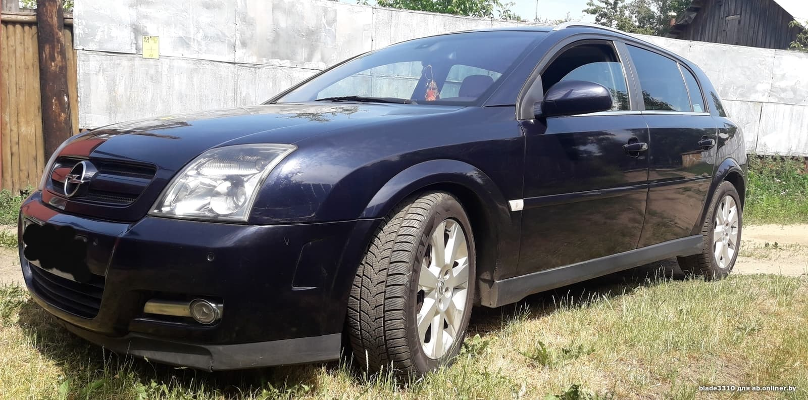 Opel Signum ELEGANCE мотор Z30DT