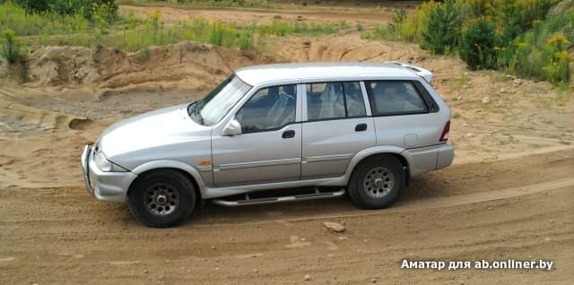 Ssang Yong Musso LX
