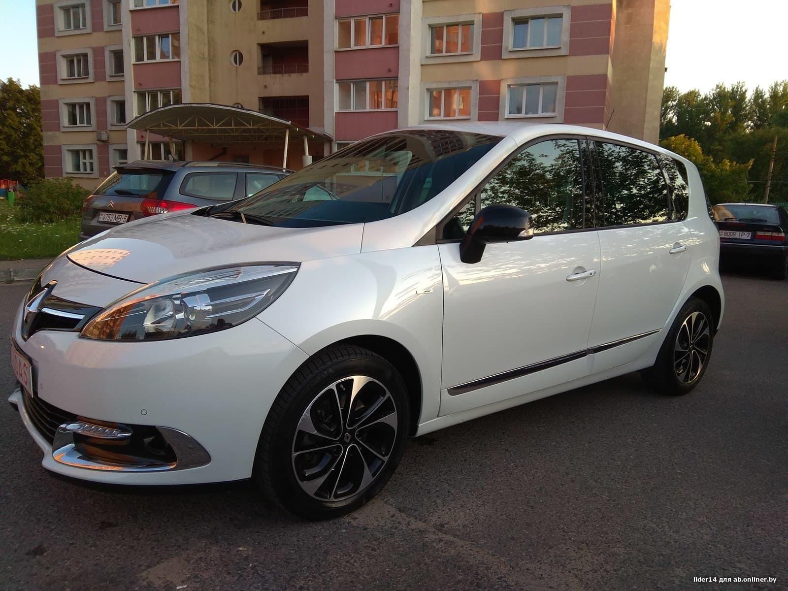 Renault Scenic BOSE