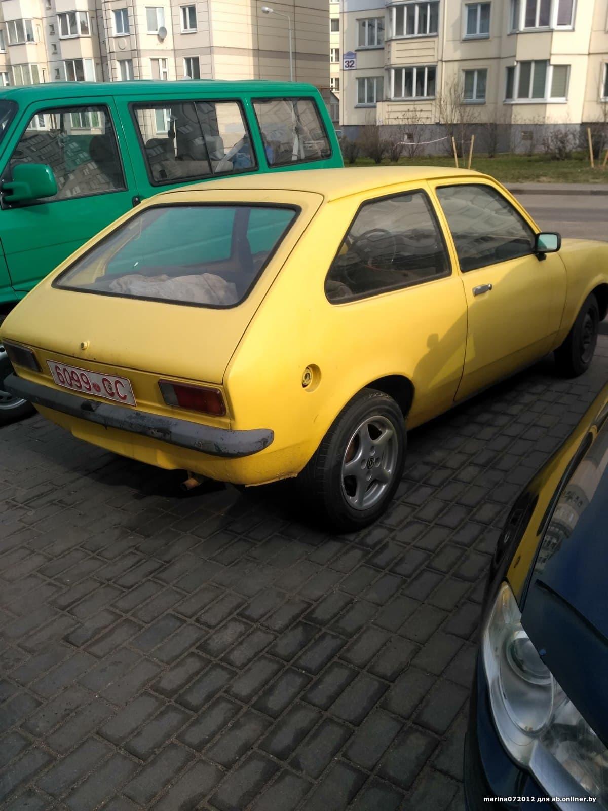 Opel Kadett С
