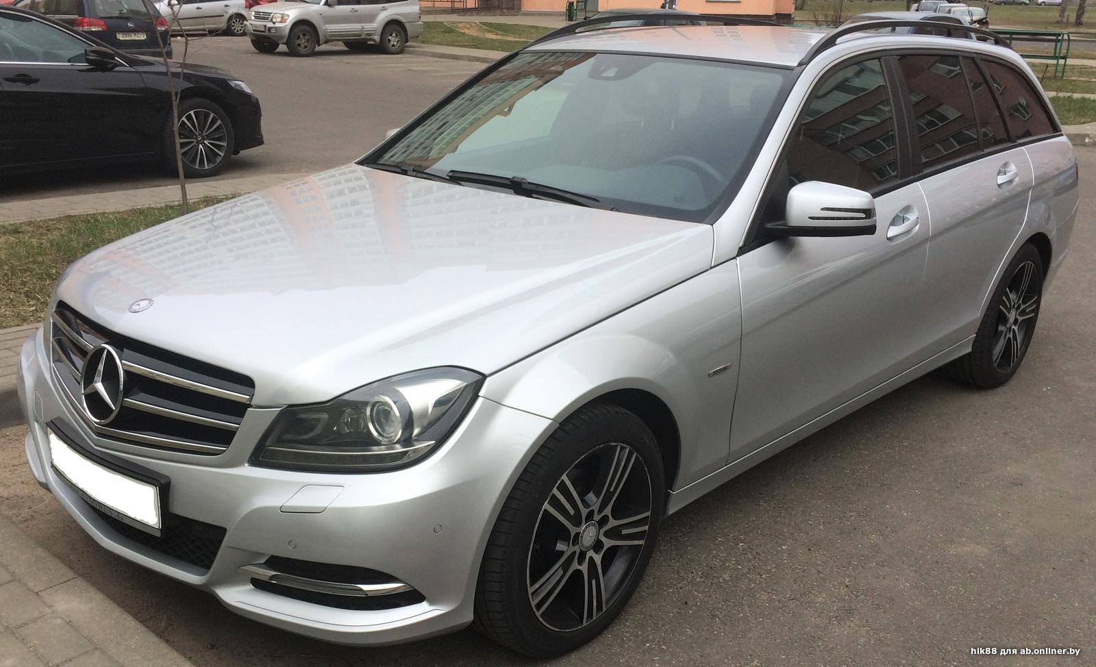 Mercedes-Benz C200 C Edition