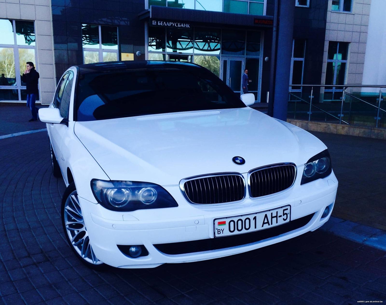 BMW 730 Long Dizel