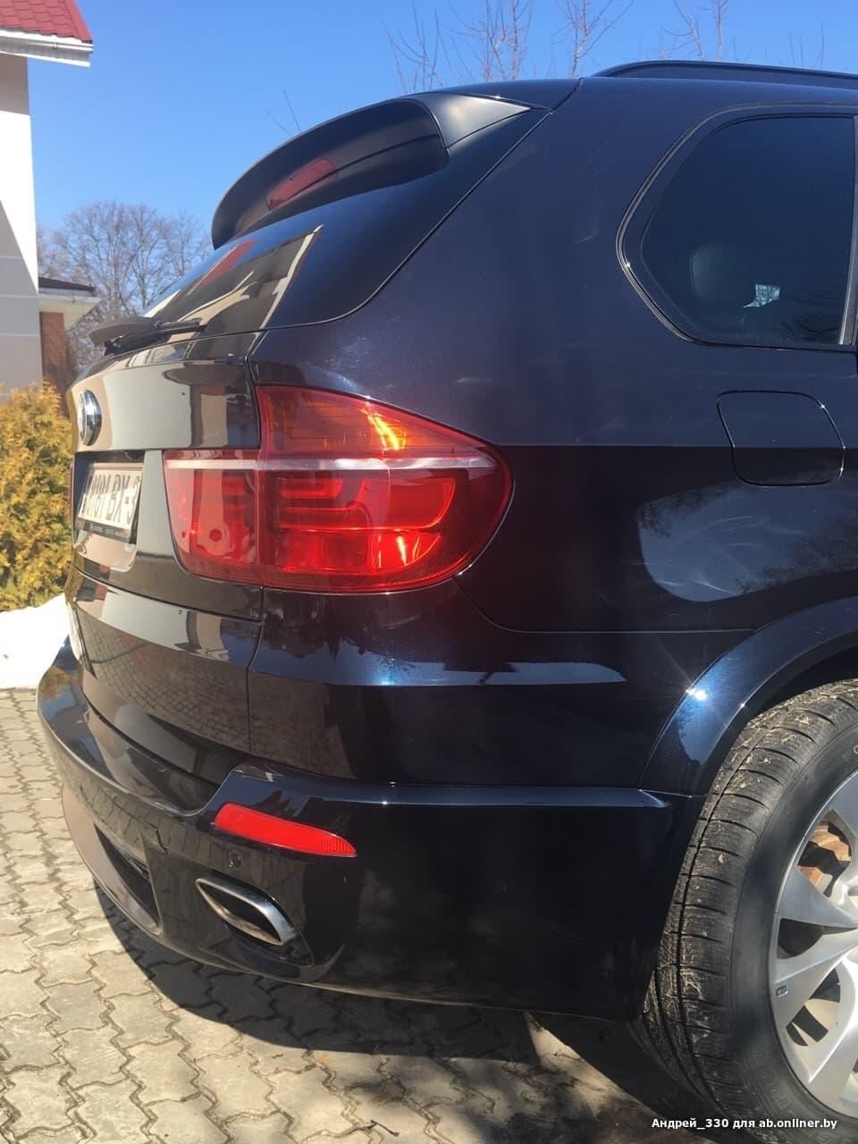 BMW X5 3.5d
