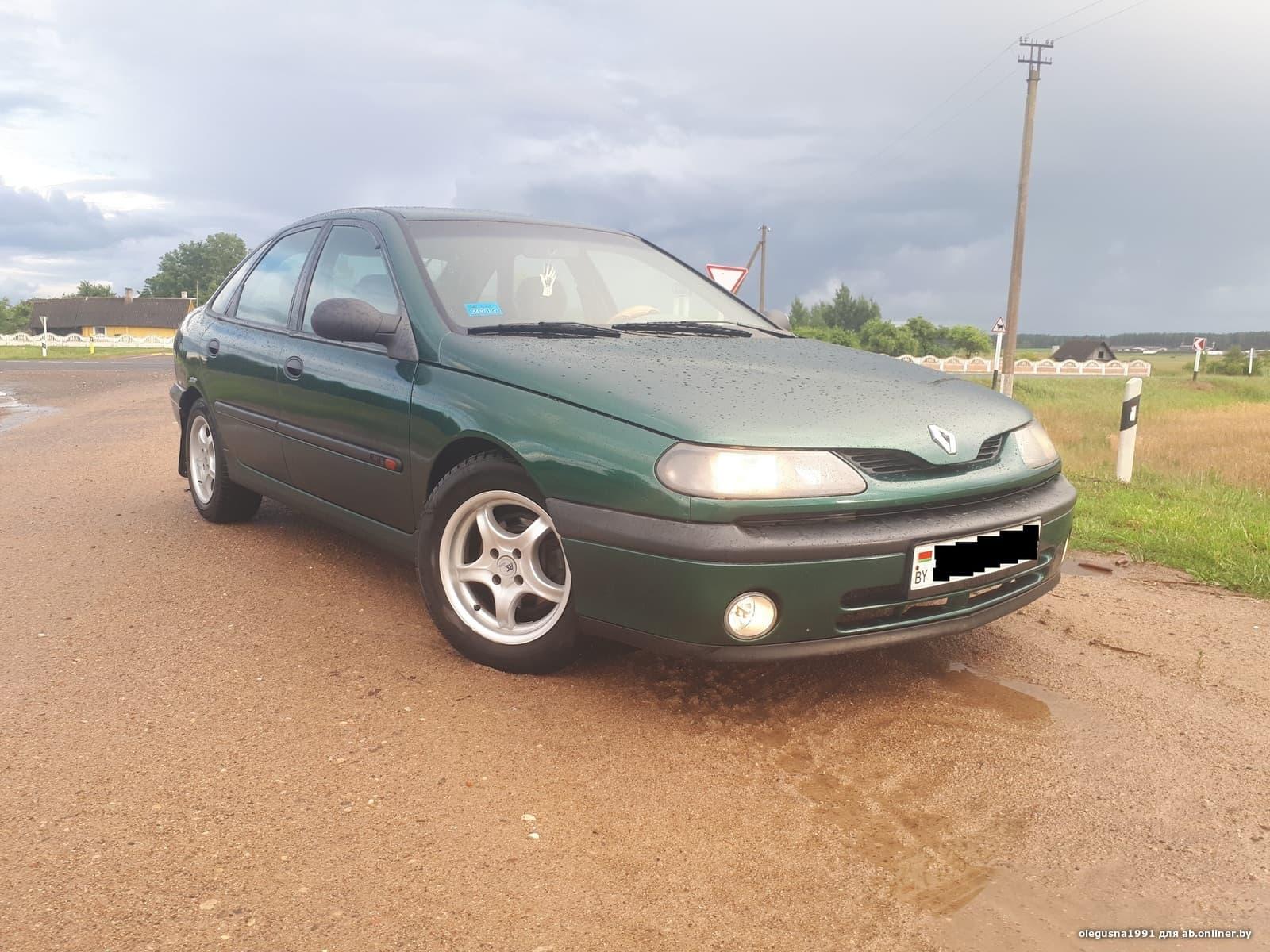Renault Laguna RTE