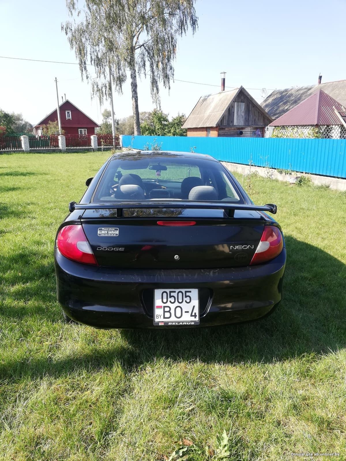 Dodge Neon 133 л.с