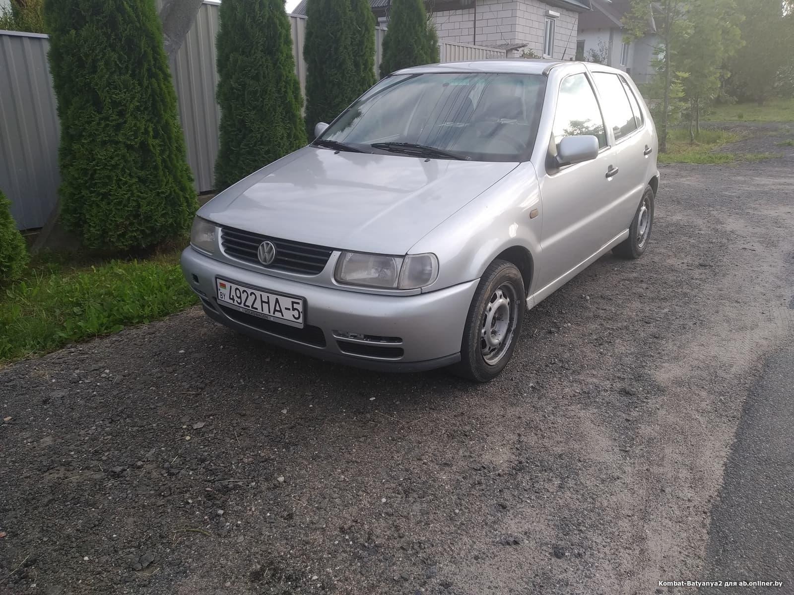 Volkswagen Polo 6n