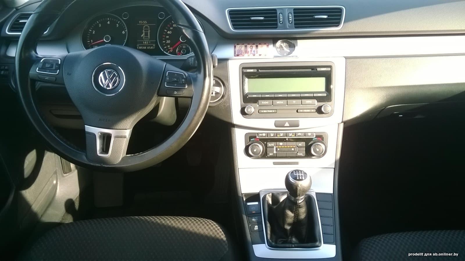 Volkswagen Passat B 7 Comfort DE