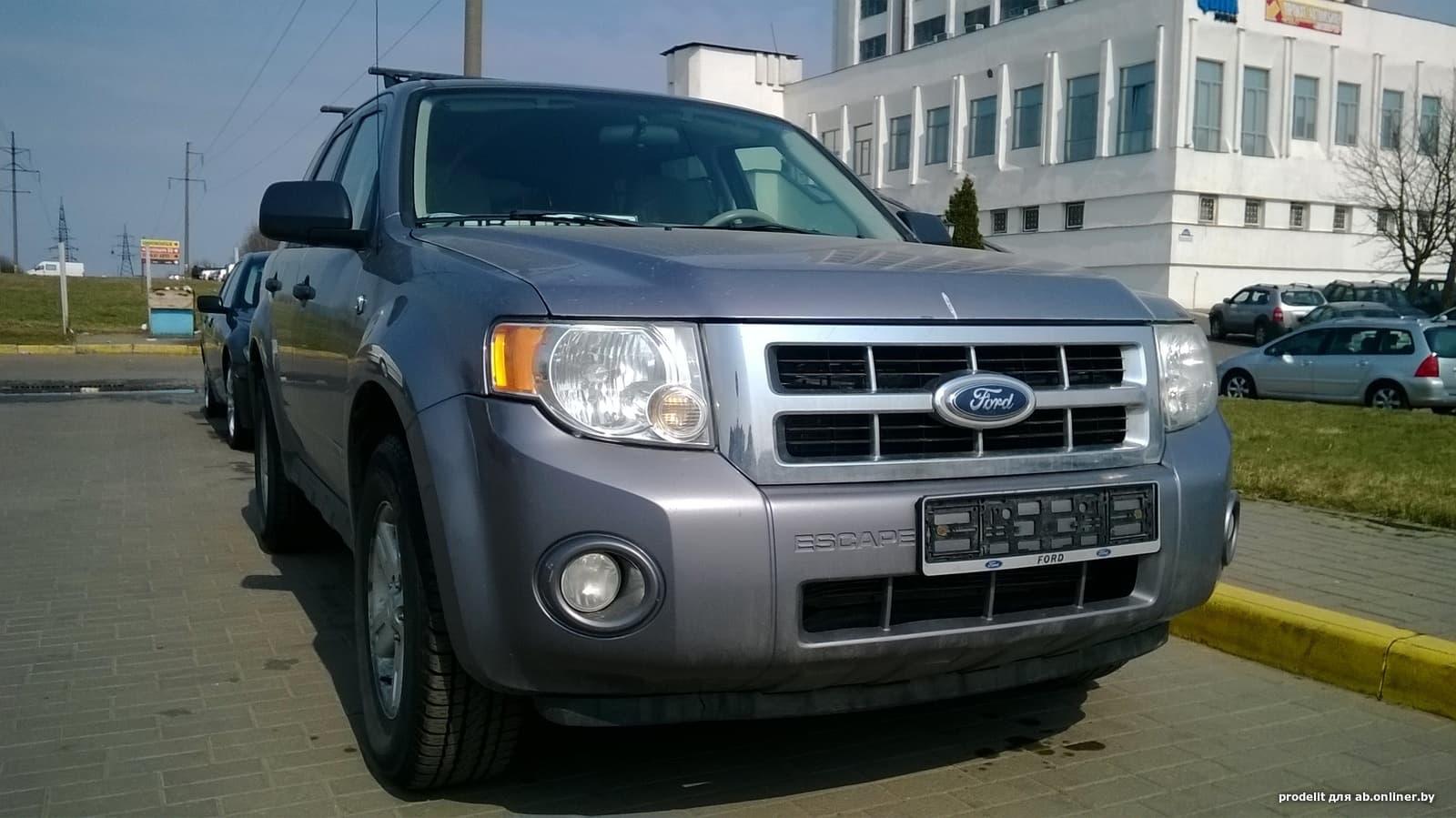 Ford Escape Гибрид