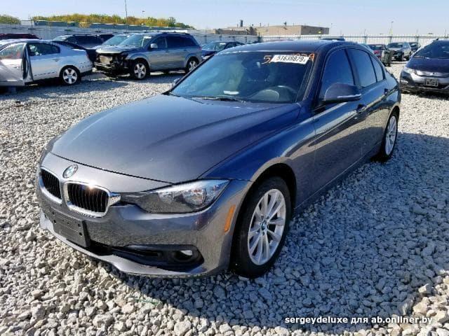 BMW 320 XI