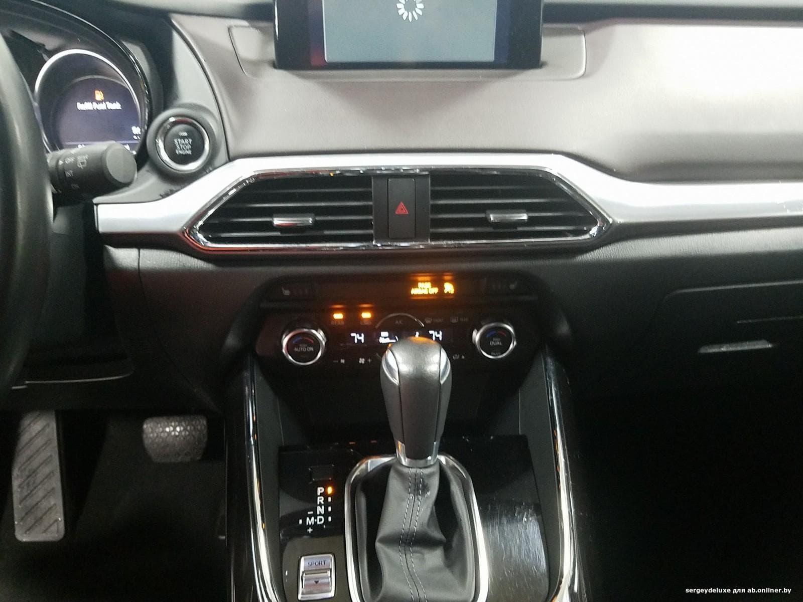 Mazda CX-9 GRAND TOUR