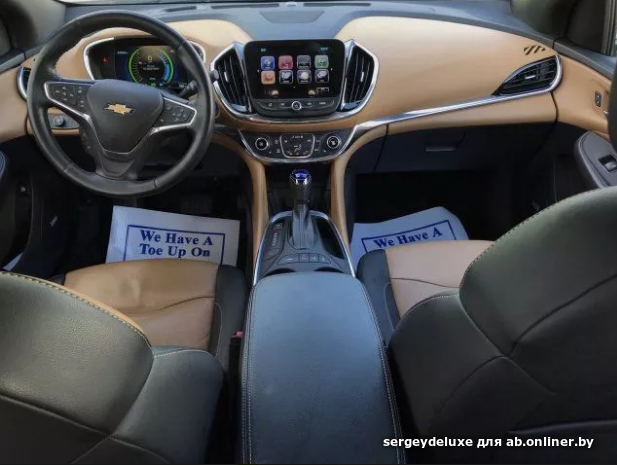 Chevrolet Volt II  Premier