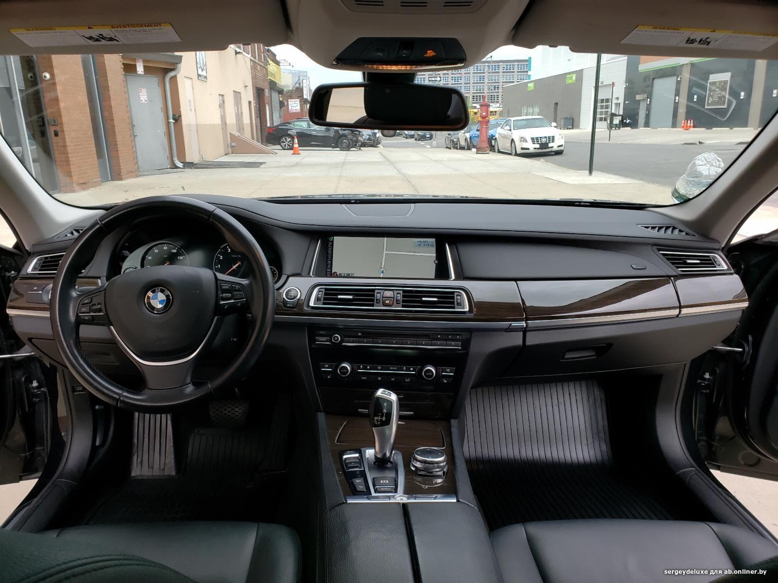 BMW 740 740LI XDRIVE