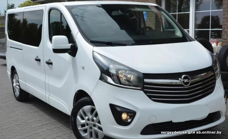Opel Vivaro II