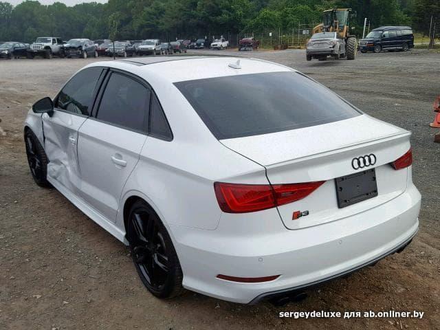 Audi S3 PRESTIGE