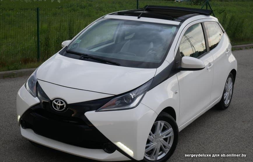 Toyota Aygo X-Wave CABRIO
