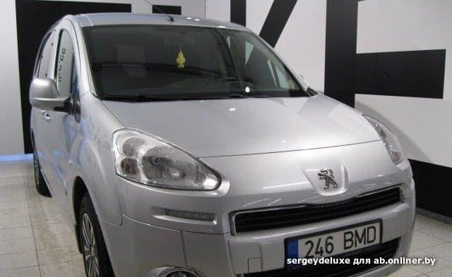 Peugeot Partner АКПП