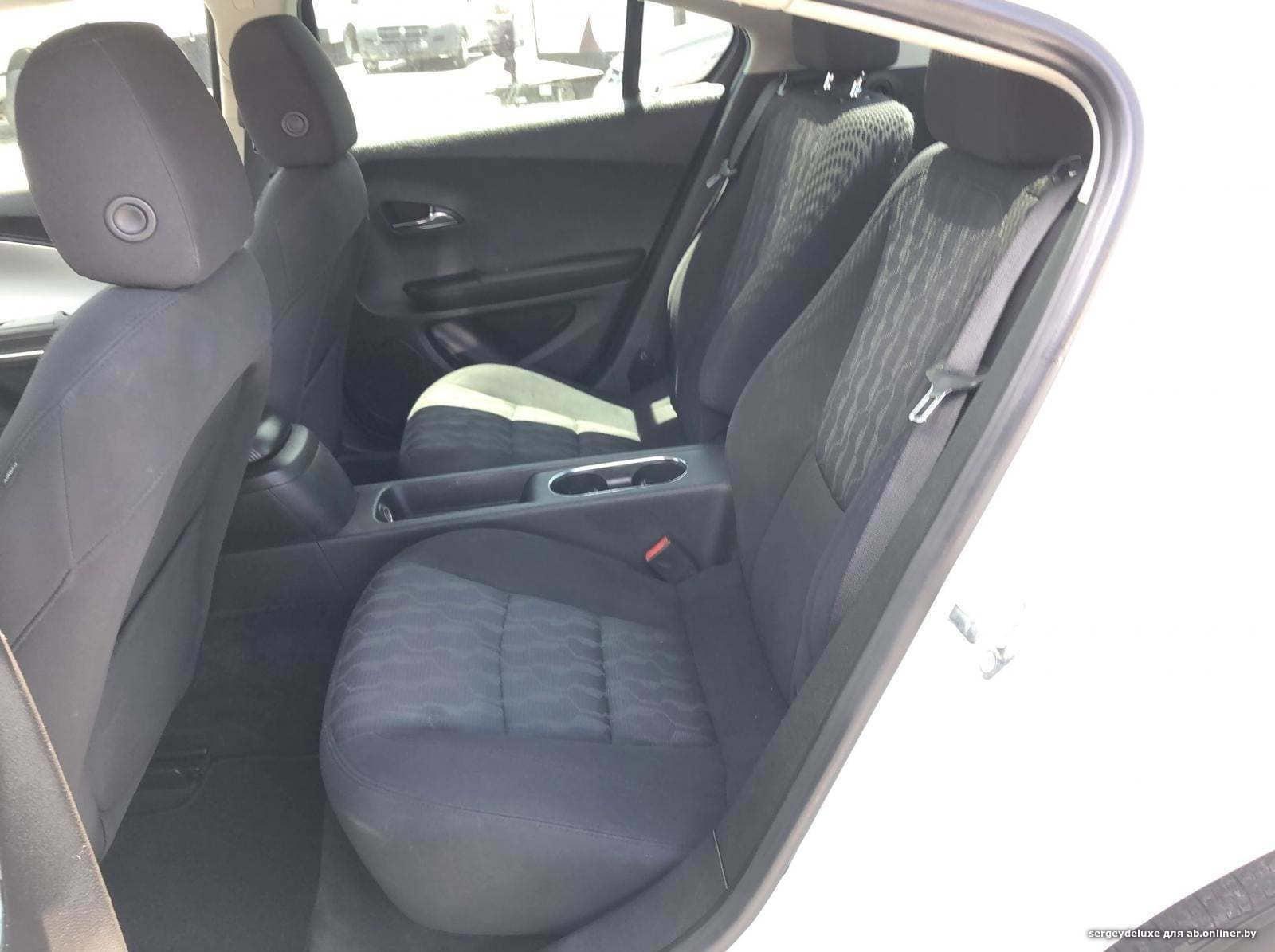 Chevrolet Volt I