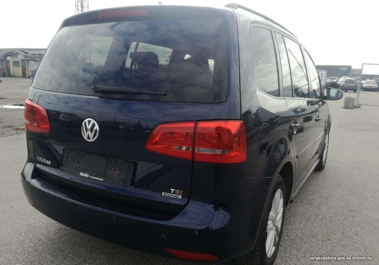 Volkswagen Touran Бензин / газ