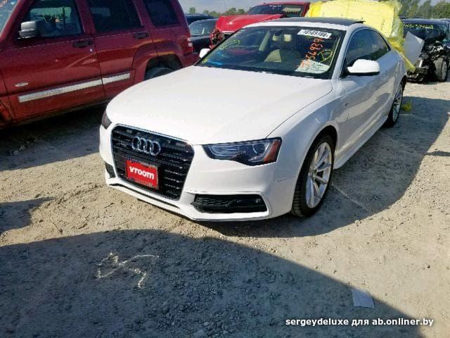 Audi A5 S-LINE