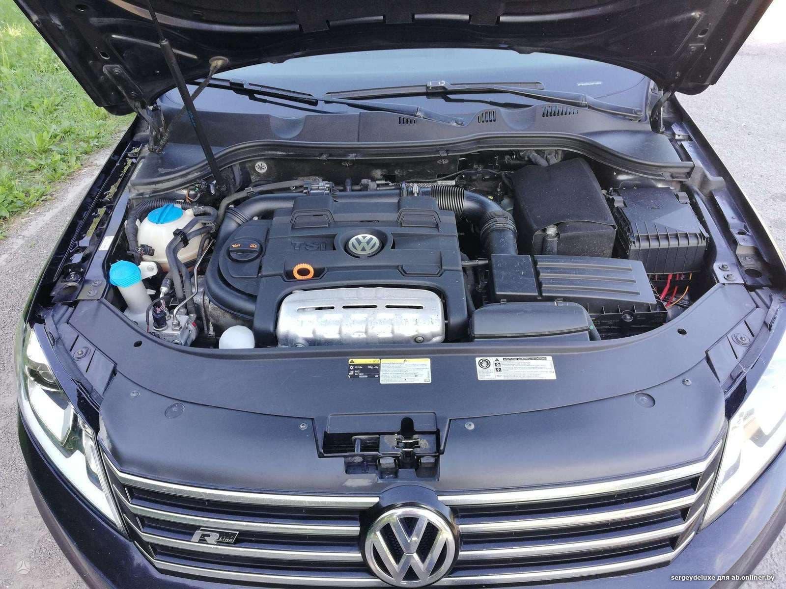 Volkswagen Passat Бензин / газ