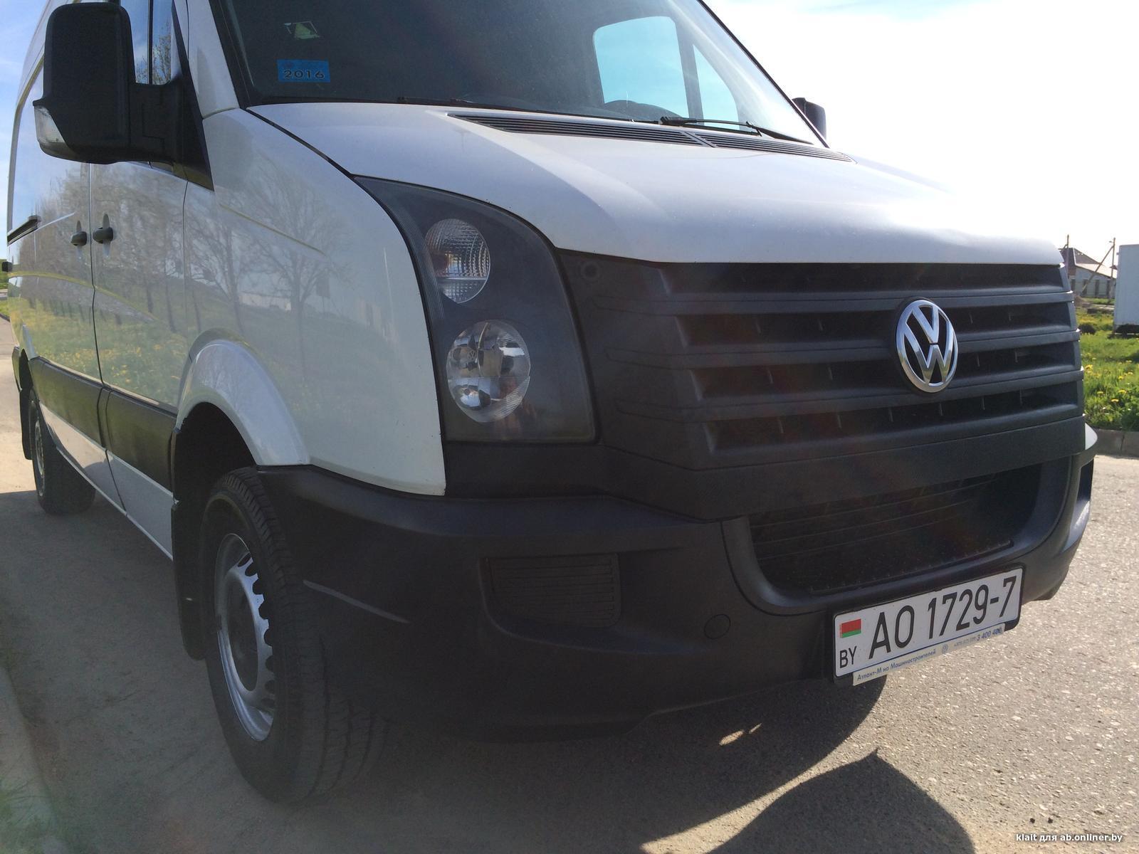 Volkswagen Crafter 35