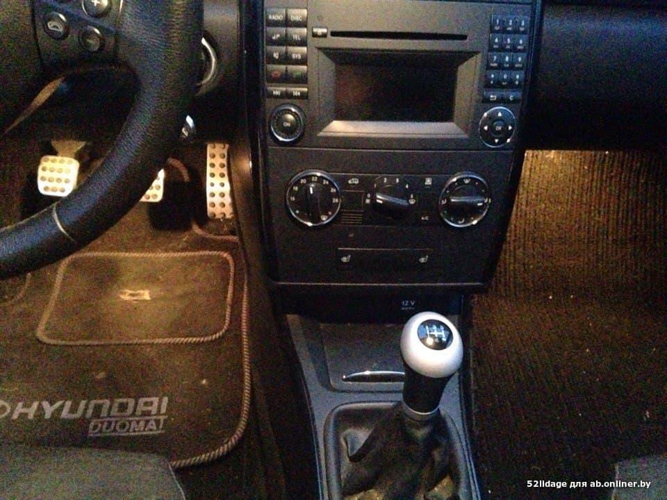 Mercedes A170