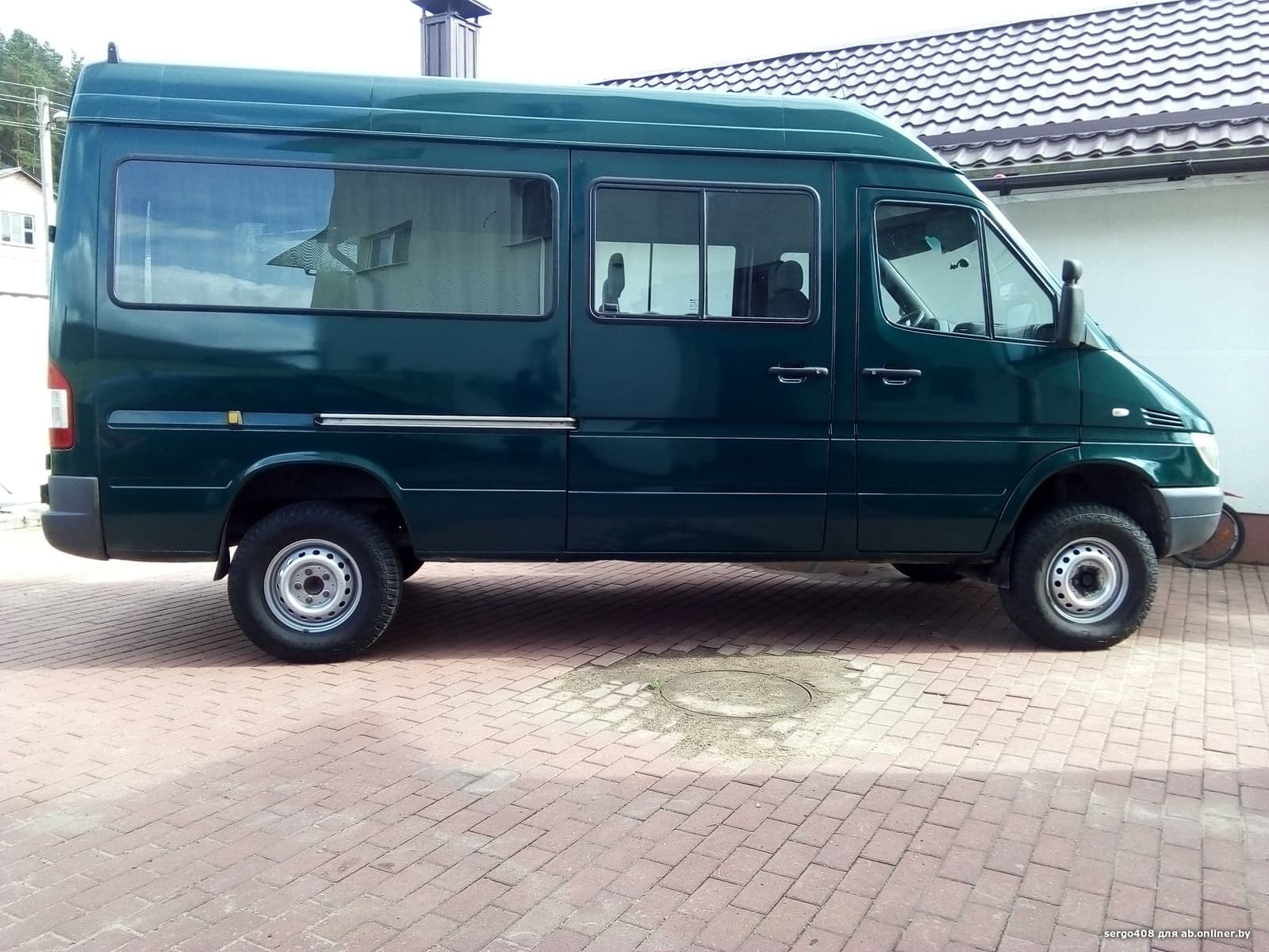 Mercedes-Benz Sprinter 313 CDI 4x4
