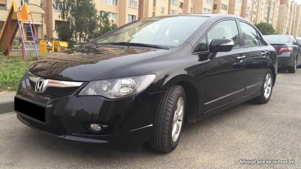 Honda Civic Гибрид