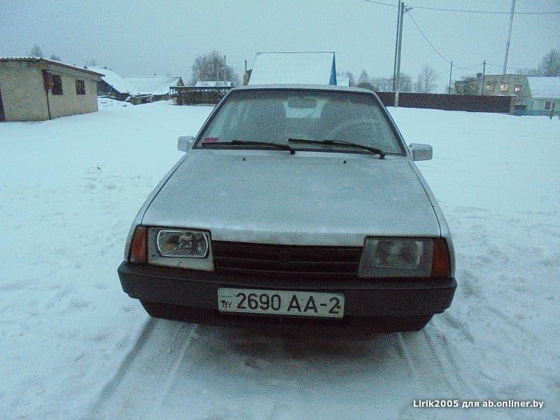 ВАЗ (Lada) 2109 21093-21