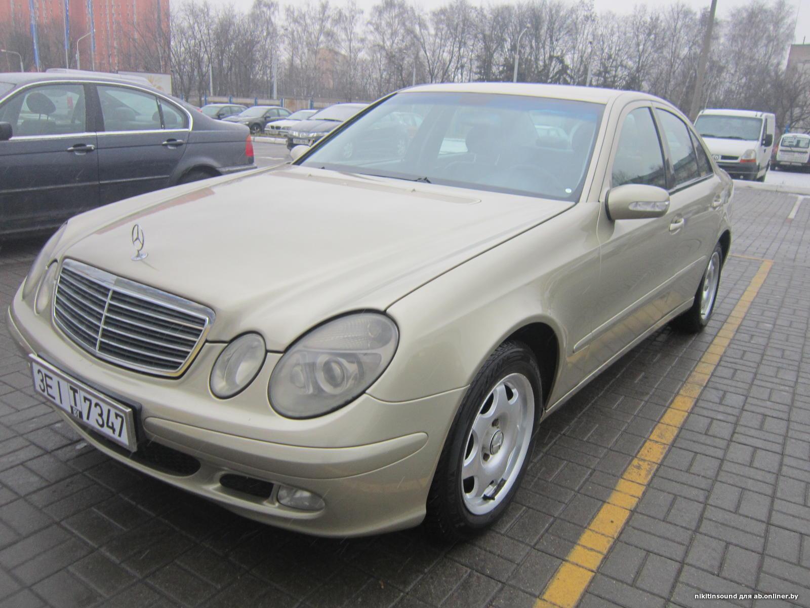 Mercedes E200 Classic