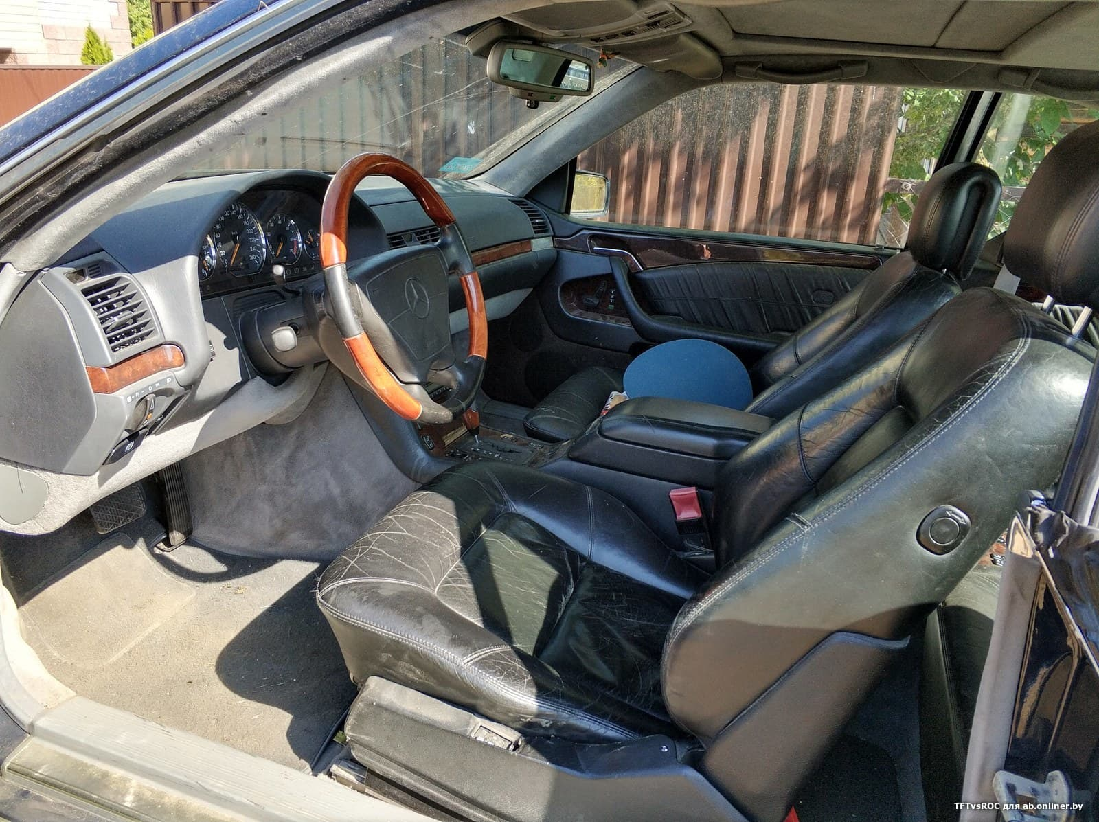 Mercedes CL500 CL