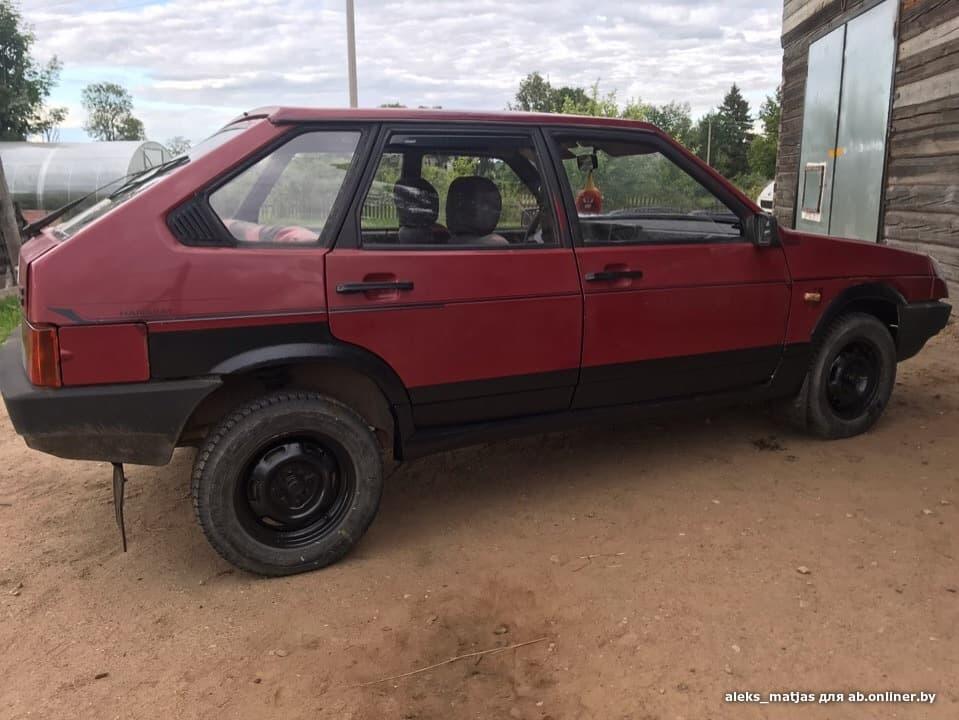 ВАЗ (Lada) 2109 экспорт