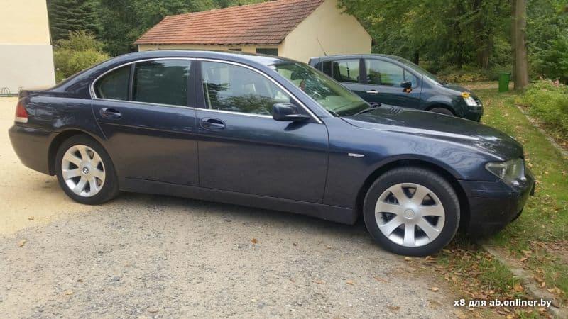 BMW 740 d bitturbo