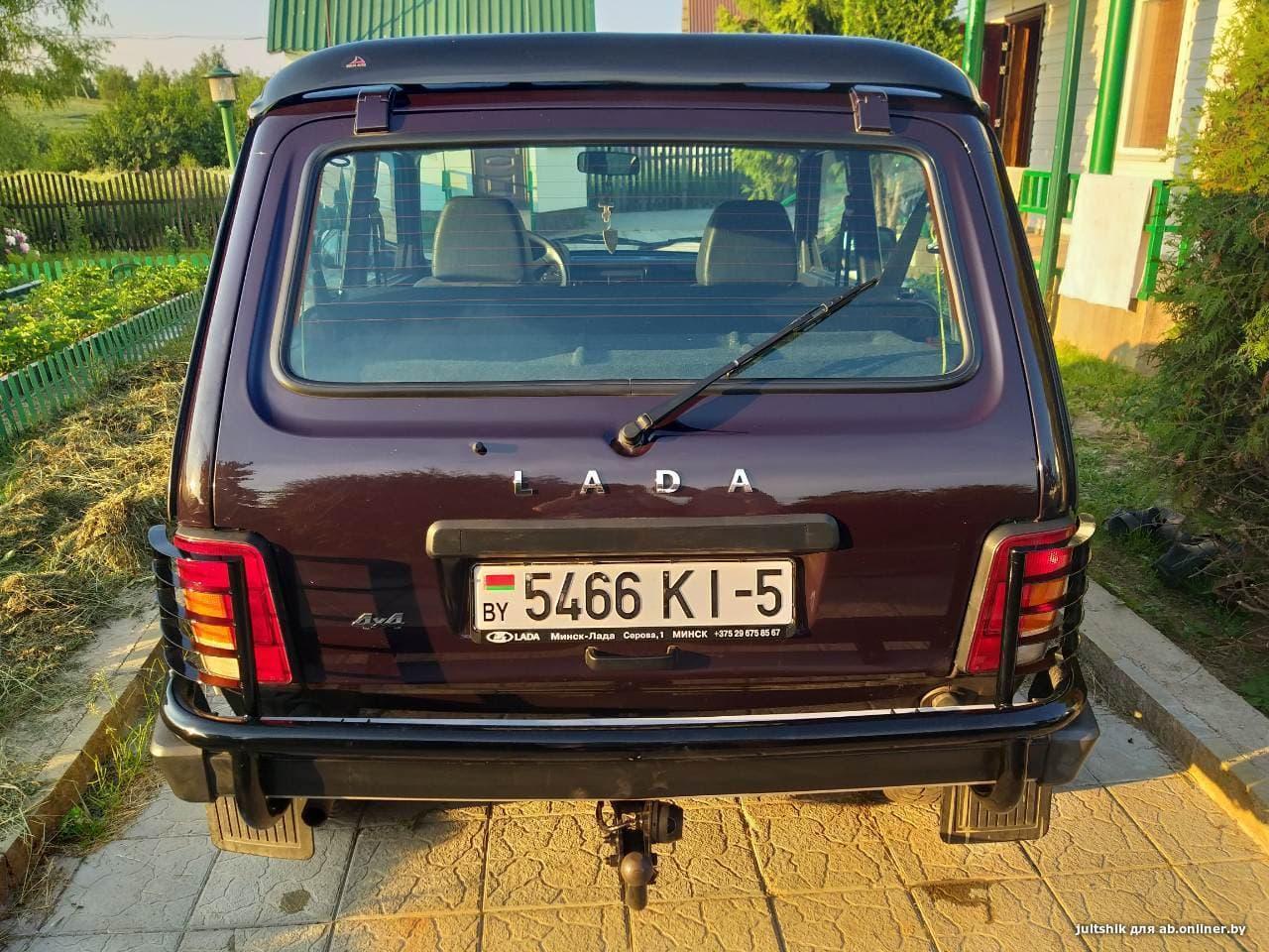 ВАЗ (Lada) 21214
