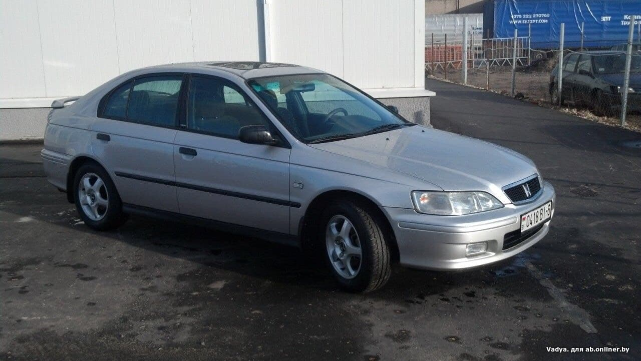 Honda Accord Vtec