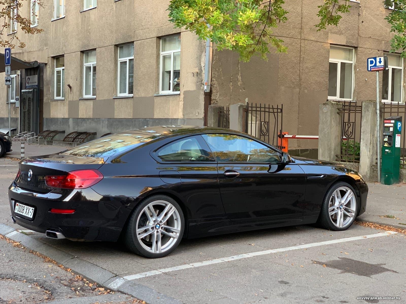 BMW 650 ix