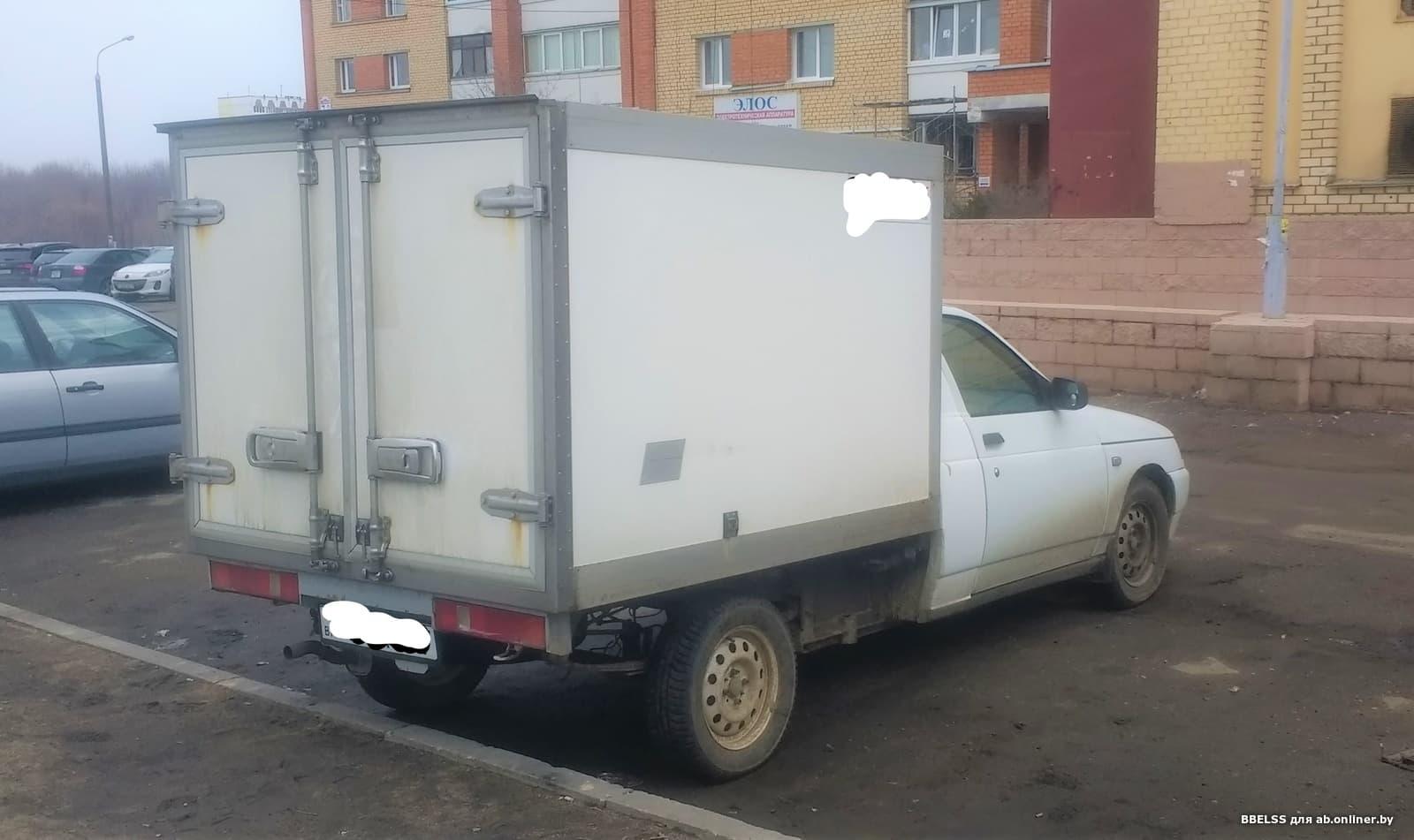 ВАЗ (Lada) 2110 Изотерма