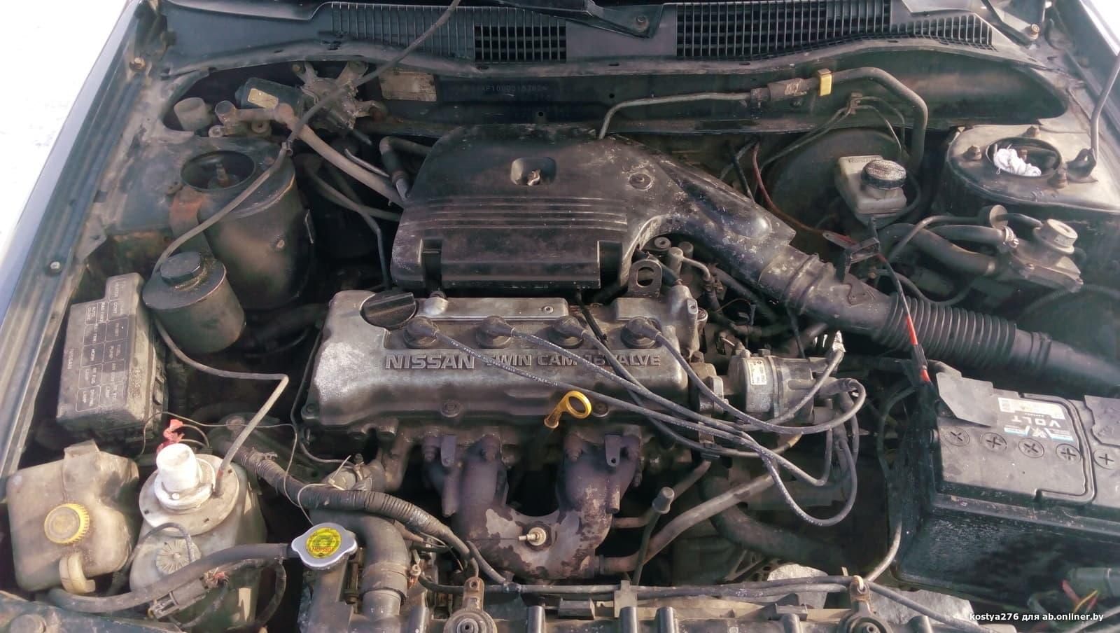 Nissan Primera Р10