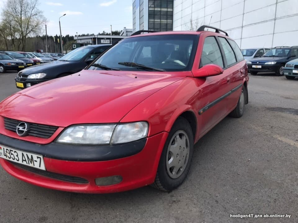 Opel Vectra DL