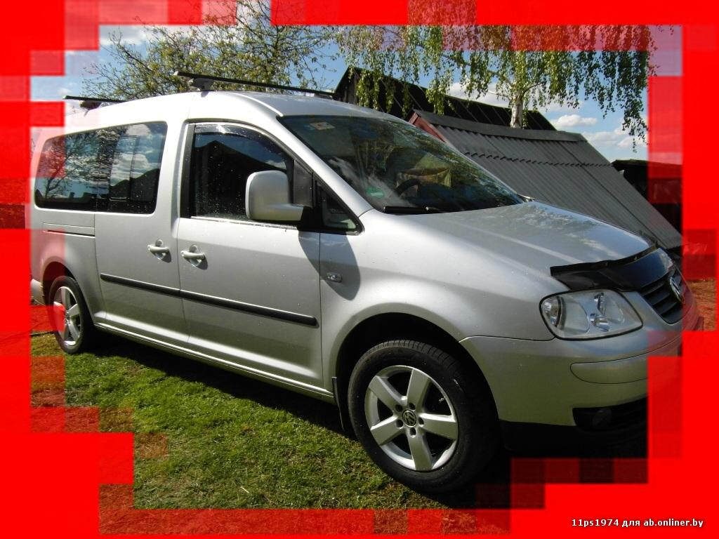 Volkswagen Caddy 7sit MAXI -  Life _ STYLE