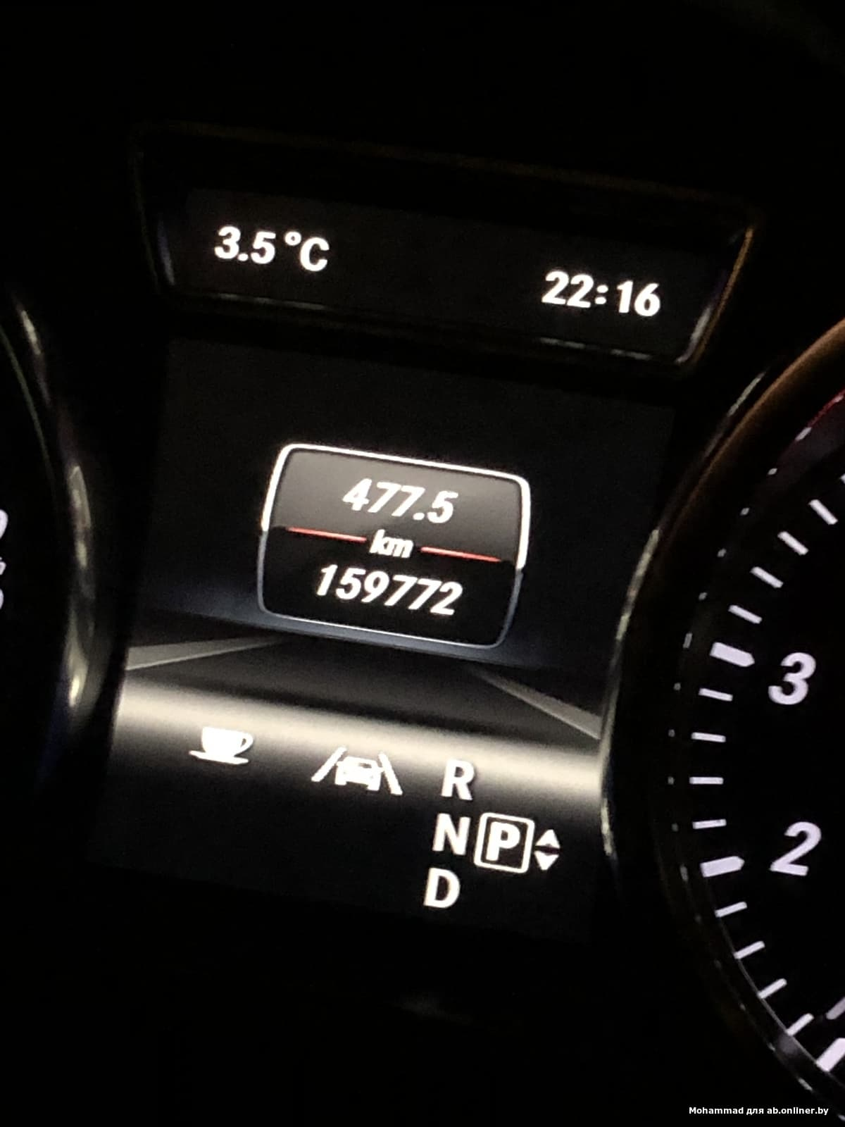 Mercedes-Benz ML350 W166