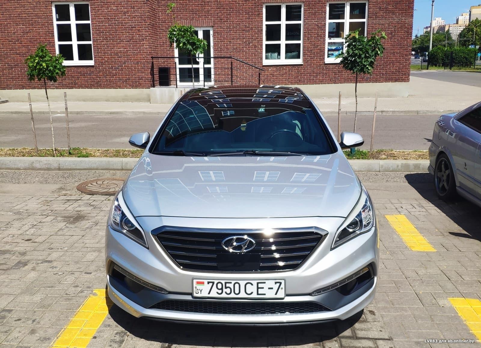Hyundai Sonata Sport Limited