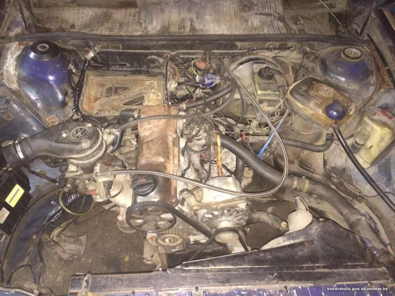 Volkswagen Passat B-2