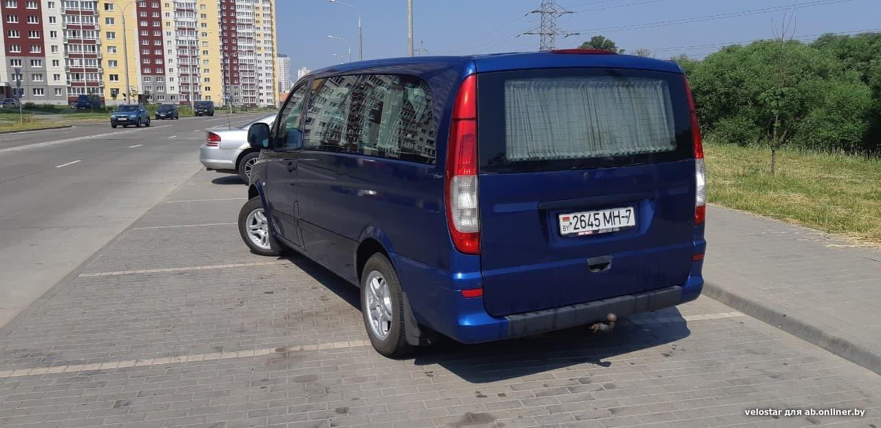 Mercedes-Benz Vito 115