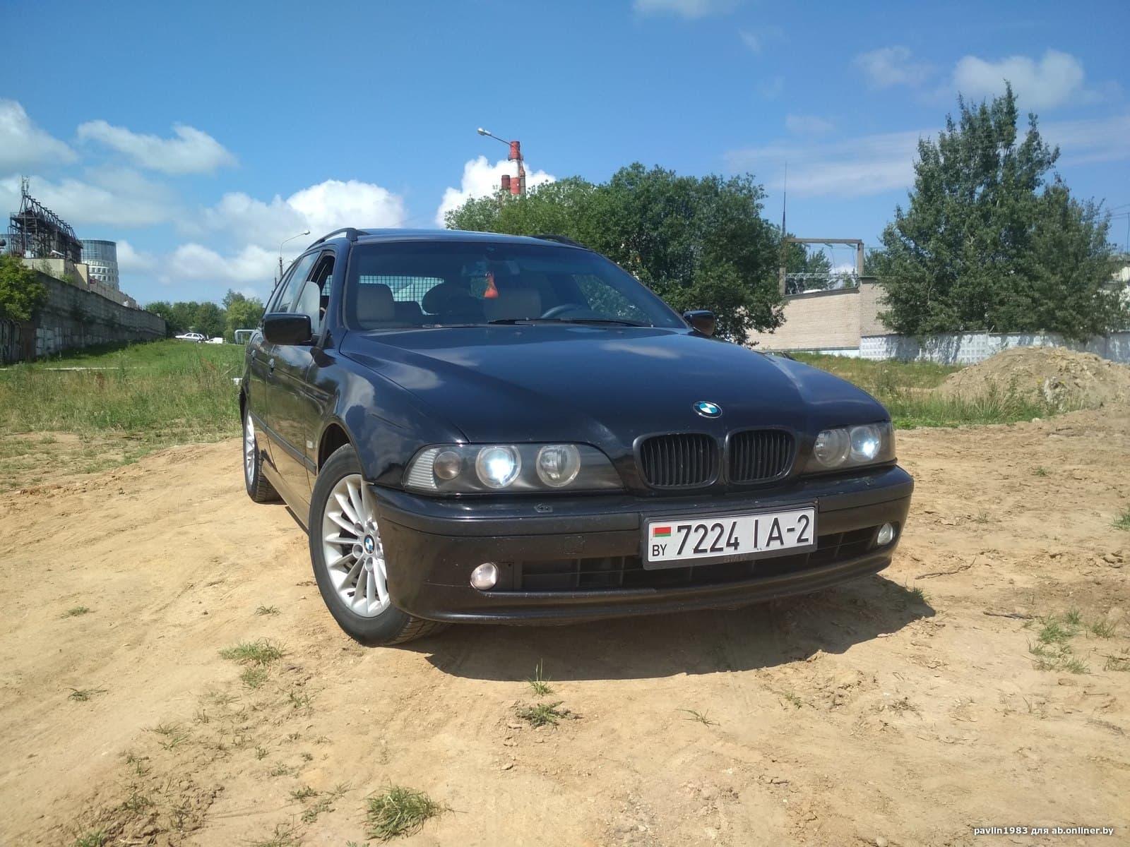 BMW 525 shadow line,РЕСТАЙЛИН